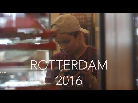 ROTTERDAM!! Vlog of study abroad - WIT - 2016
