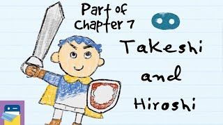 Takeshi and Hiroshi: Chapters 7 Partial Walkthrough + Apple Arcade iOS Gameplay (by Oink Games)