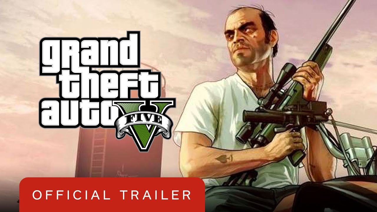 Grand Theft Auto 5 Enhanced Edition Trailer Ps5 Reveal Event Youtube
