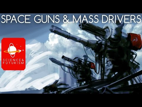 Upward Bound: Mass Drivers