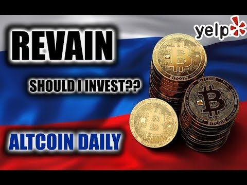 WHAT IS REVAIN (R)?? - RUSSIAN LOW CAP COIN