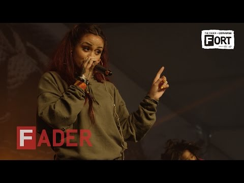 """Kehlani, """"Act A Fool (ft. Iamsu!)"""" - Live at The FADER FORT Presented by Converse"""