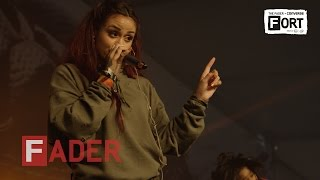 "Kehlani, ""Act A Fool (ft. Iamsu!)"" - Live at The FADER FORT Presented by Converse"