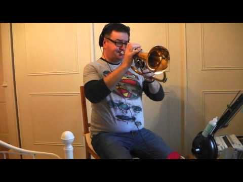 Ewan Mains - XO Brass 1646R L Flugelhorn review