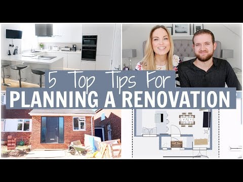 prices for a house renovation
