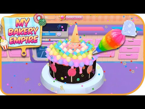 Fun 3D Cake Cooking Game – Cake Cooking Game Bake, Decorate & Serve Cakes Gameplay For Kids