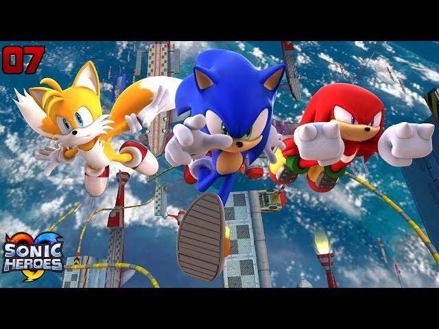 Sonic Heroes (GC) [4K] - Team Sonic (7/7)