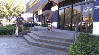 LANCE LIVE SKATE SUPPORT OLLIE STAIRS