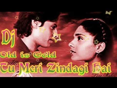 Tu Meri Zindagi Hai (Dholki mix Song) | Aashiqui | Rahul Roy, Anu agarwal