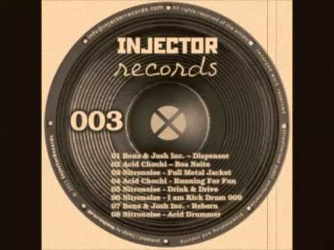 Nitronoise - I Am Kick Drum 909