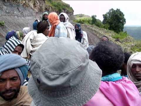 Etiopie 1   Lalibela, Simienské hory, Gondar, BahirDar