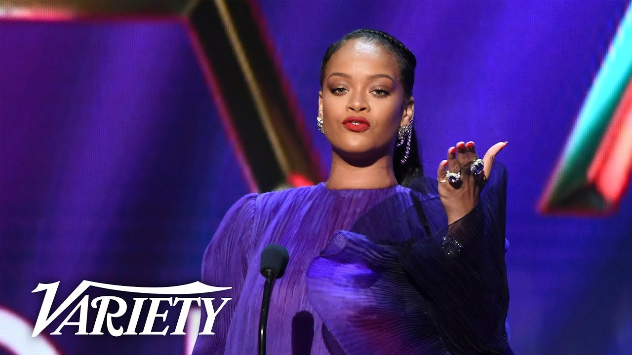 Rihanna Calls for Unity in NAACP Awards Speech