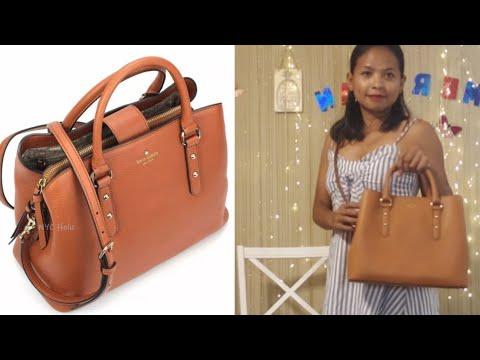 Kate Spade New York|Crossbody Bag|UNBOXING+REVIEW|Regalo sa Sarili, Maganda Ba?!