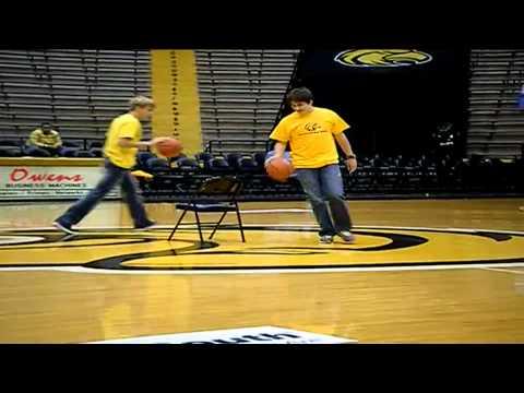 Basketball Musical Chairs