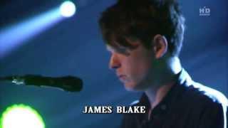 James Blake - Unluck (Montreux Jazz Festival 2011 Live)