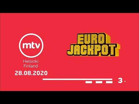 Eurojackpot Trekking 28/08/2020
