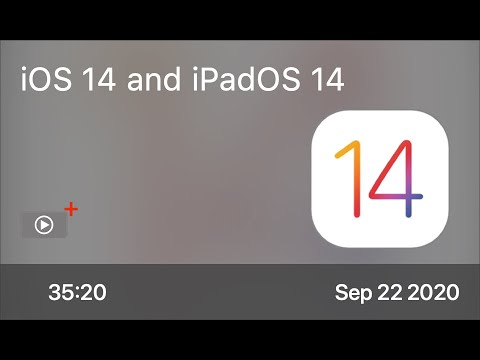 SCOM0980 – iOS 14 and iPadOS 14 – Preview