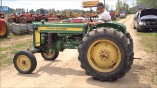Orbitbid.com - MICHIGAN: ELC Leasing Corporation - 6/3/14- John Deere 420 tractor
