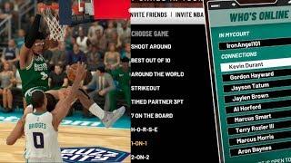 NBA 2K19 BEST BUILD