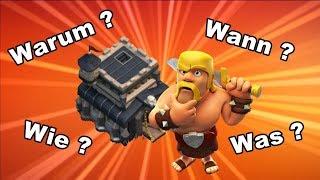 Was zuerst auf Rathaus 9 ? - Let's Play Clash of Clans (Deutsch) #63