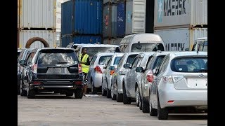 Understand how much it will cost you to import a car as government\'s new policy kicks off
