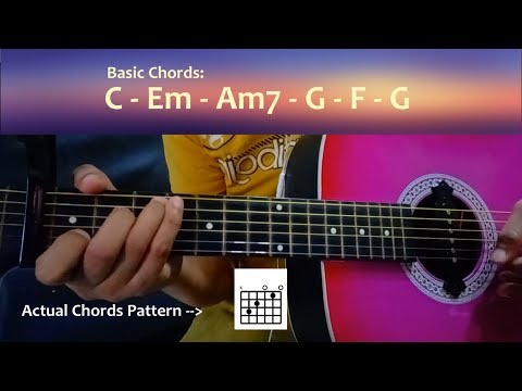 Moira & Jason - Ikaw at Ako | Easy Guitar Chords