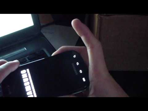 How To Root EI22 Gingerbread Android 2.3.5 Nandroid On Samsung Epic 4G