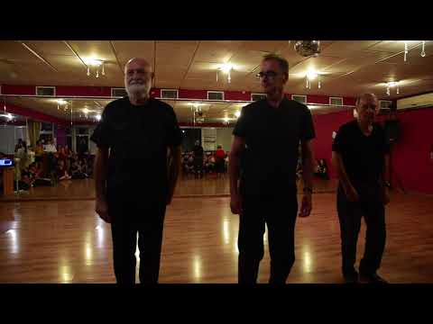 DanceTLV SPOTLIGHT - EL MATADOR Parkinson Dance Group