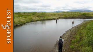 Goodnews River Lodge Salmon Fishing