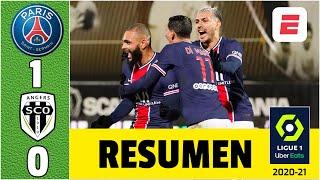 Angers 0-1 PSG. Victoria y liderato para Neymar, Mbappé, Icardi, Di María y Pochettino | Ligue 1