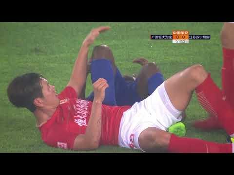 2018 CHA CSL   Round 8   Guangzhou Evergrande Taobao FC vs Jiangsu Suning FC