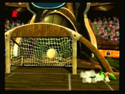 Super Mario Strikers  2005  Cup Battles: Star Cup