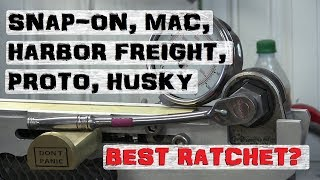 BOLTR: Snap-On Mac Husky HF SHOWDOWN | Torque