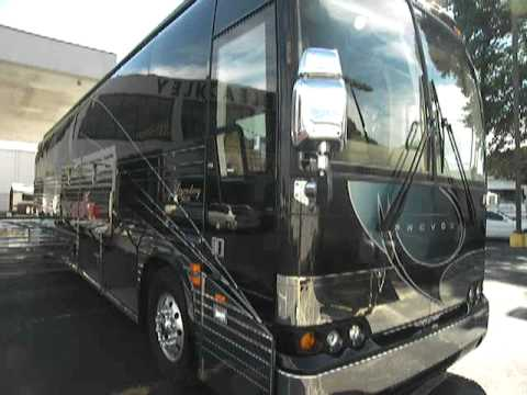 New prevost bus conversion part 1 doovi for Dynasty motors baltimore md