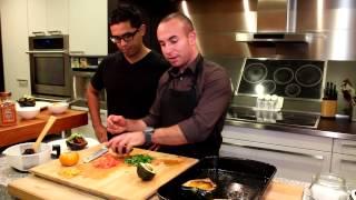 "Community Contributor Cooks ""stuffed Acorn Squash"" - Carmel Valley San Diego 92130"