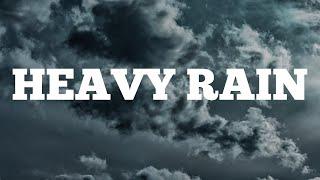 Heavy Rain || Lublin, Wisconsin