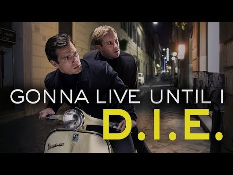 I'm Gonna Live Until I Die//The Man From U.N.C.L.E.