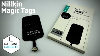 Nillkin Magic Tags Review - Add Qi Wireless Charging to Any Phone