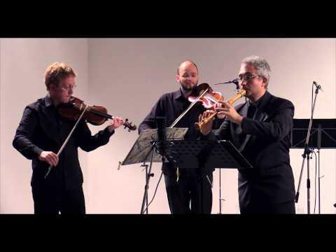 Alessandro Scarlatti, Sonata XXIV in sol minore per flauto, 2 violini e basso continuo