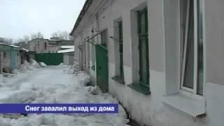 видео Головоломка — чей снег на балконах