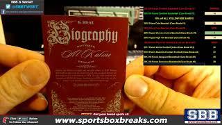 2016 Panini Prime Cuts Baseball Choose Team   5 box Case Break #2