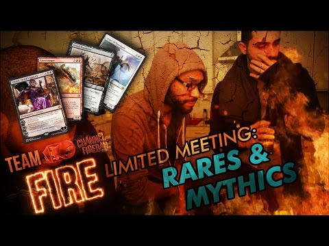 Team CFB Limited Meeting: Mythics and Rares