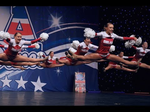 Team England Freestyle Pom  : What it take to represent your country: Dance Documentary
