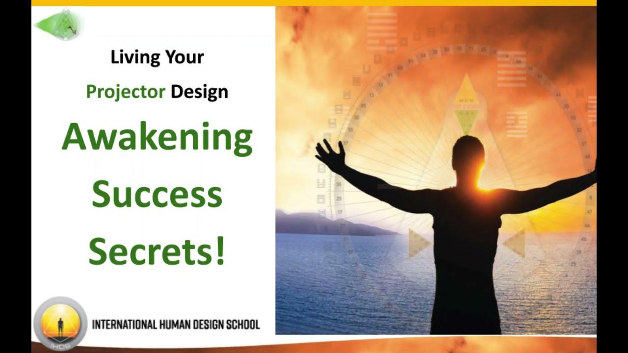 Human Design Projector Success Secrets Program