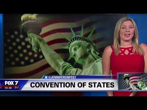 In the News: Texas Governor calls on other states to join Convention of States