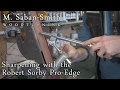 #79 Robert Sorby Pro Edge Sharpening Woodturning Tools Overview