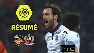 FC Lorient - OGC Nice (0-1)  - Résumé - (FCL - OGCN) / 2016-17