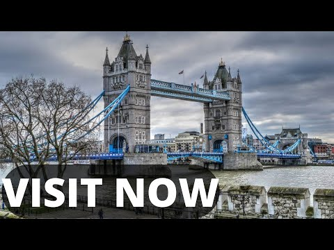 UK City Video 2017 Guide England London Vacation Travel Tour Holiday Visit