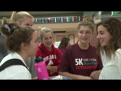 Hopkinton High School's International Night