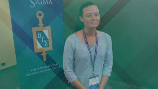Beta Gamma Sigma - International Education Experience with Hannah Peterson thumbnail
